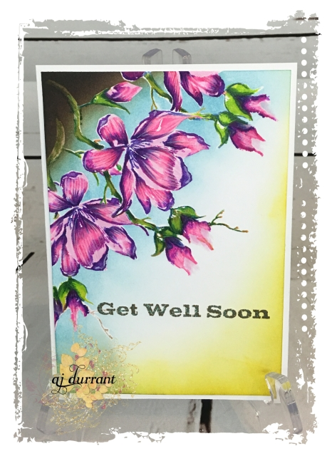 Get Well Soon Blossoms